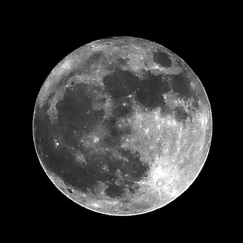 Full Moon  ............ Explore # 60 -  06 april 2012 | by jjamv