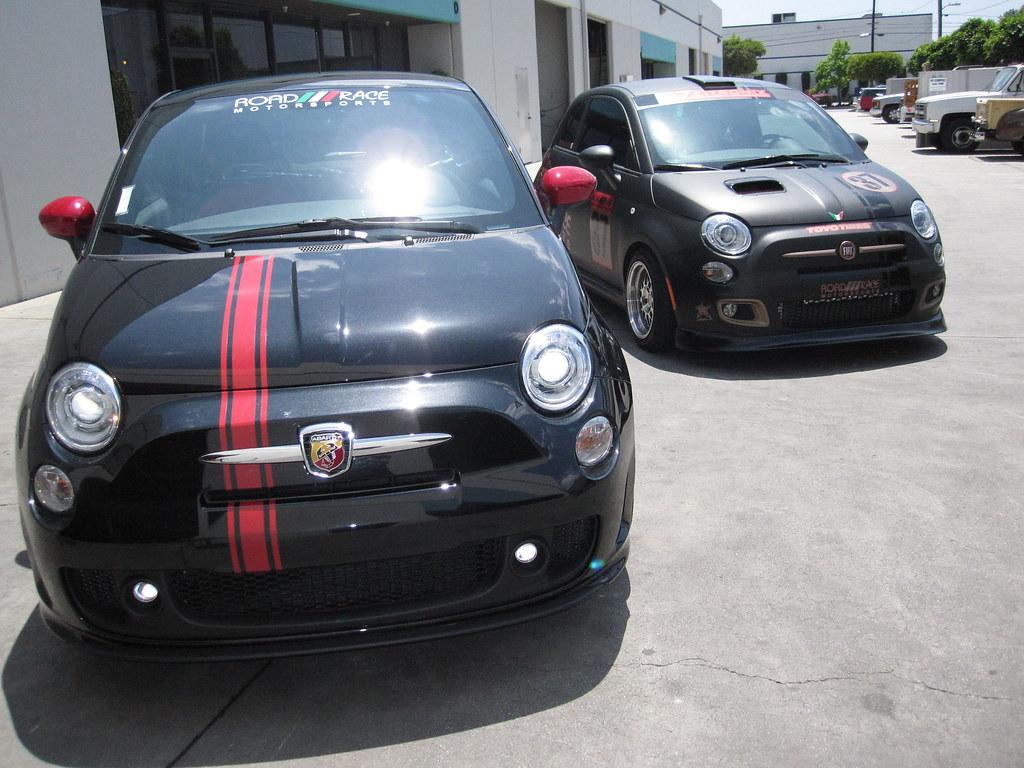 Scuderia De Road Race2 Roadracemotorsports Com Fiat 500