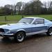 My 67 Mustang - JC Refinishing, 29th Apr 2012