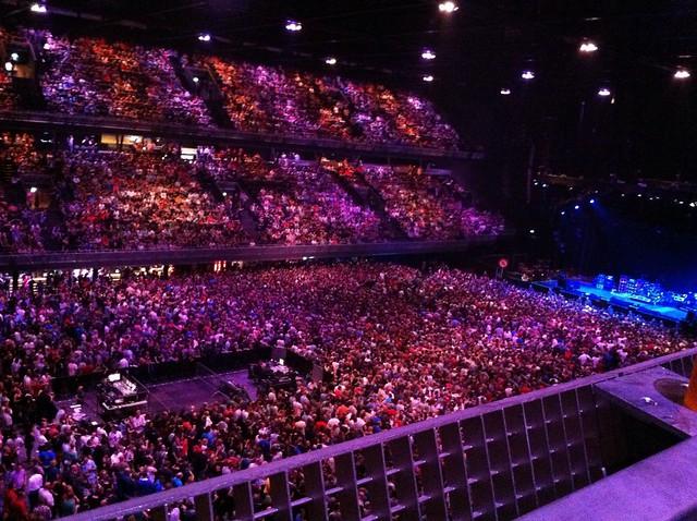 Pearl Jam, Ziggo Dome, Amsterdam, 26/06/12 | Flickr ...