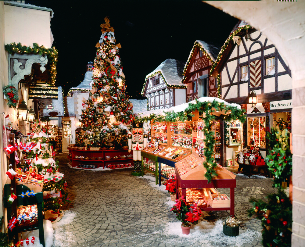 Bavarian Village Yankee Candle Village South Deerfield