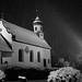 Kranebitten Church Innsbruck BW