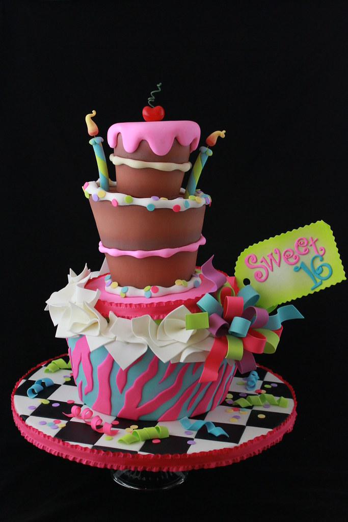 Dearborn Sweets Birthday Cakes