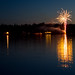 Ness Lake Fireworks