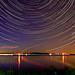Star Trails - St. Francis Island #1