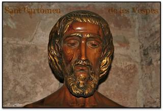 St. Bartomeu, patró de les Vespas