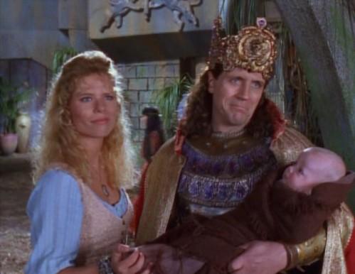 Пандора и Грегор