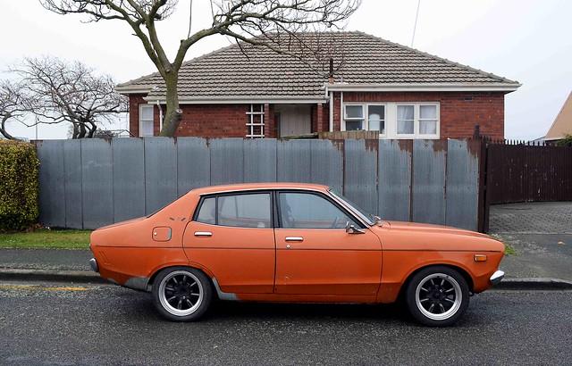 1978 Datsun B210   Christchurch, New Zealand   By: stephen ...