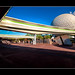 Super Stretched Monorail - Epcot