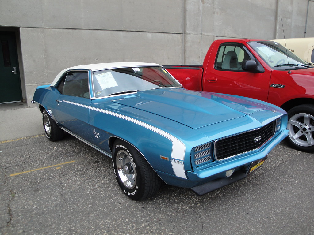 1969 Chevrolet Camaro Rs Thousands Of Car Pictures At