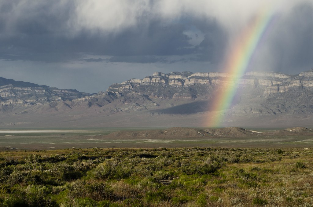 16th Place After A Spring Storm In The Great Basin Flickr