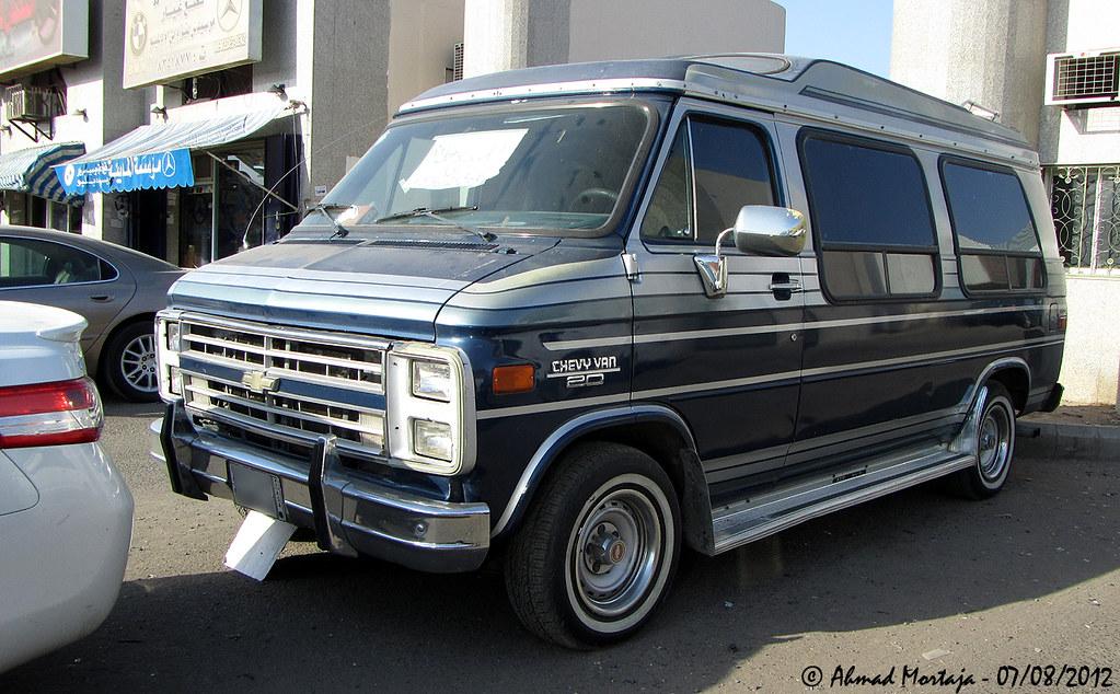 1988 chevrolet chevy van g20 by advantage ahmad. Black Bedroom Furniture Sets. Home Design Ideas