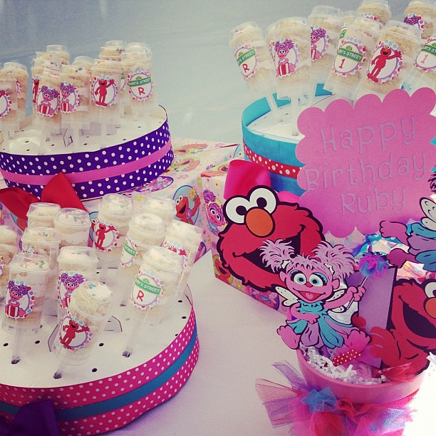 Elmo First Birthday Cakes Smash