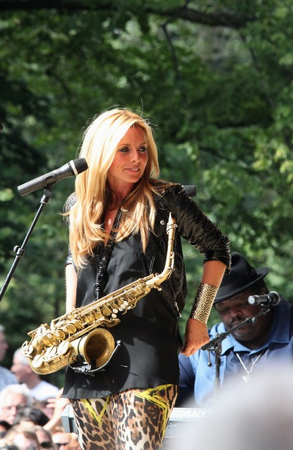 Candy Dulfer 7355 1 0965 Alto Saxophone With Chance