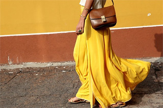 yellow | by the style files