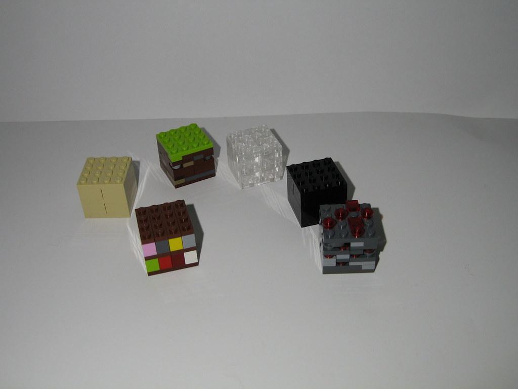 Glass Back To Sand Minecraft