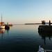 Rødvig Marina in the evening