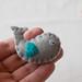 Ballenitas brooch