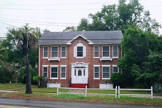 Brick house riverside jacksonville flickr photo sharing for Martin home exteriors jacksonville fl