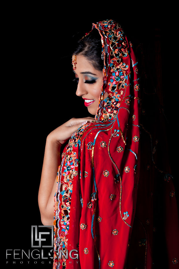 Natasha Indian Bridal Portrait | Lawrenceville, GA | Atlan ...