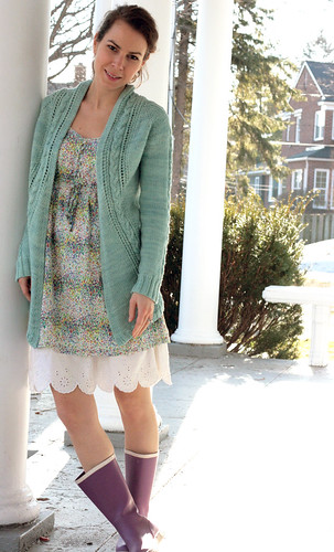 French Braid Cardigan | by tanislavallee