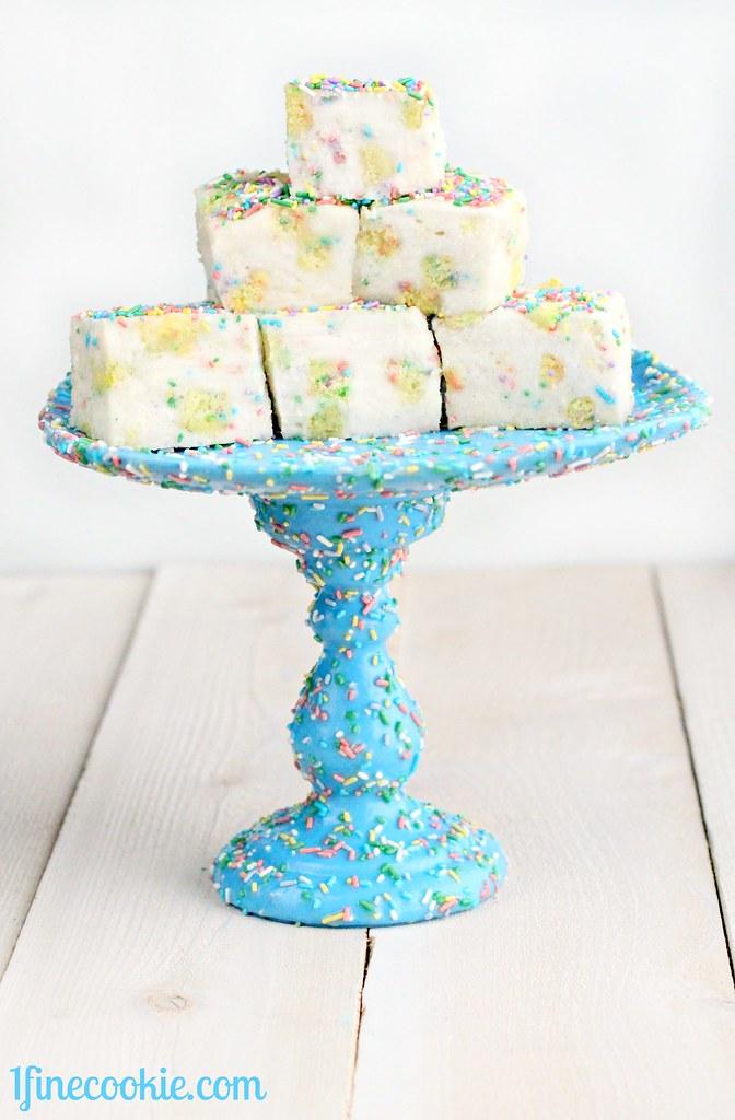 Funfetti Birthday Cake Ice Cream