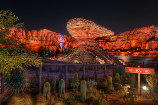 The Raceway Through Ornament Valley | by Tours Departing Daily