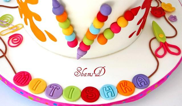 Cake Art N R Colony : Art n Craft Cake Flickr - Photo Sharing!