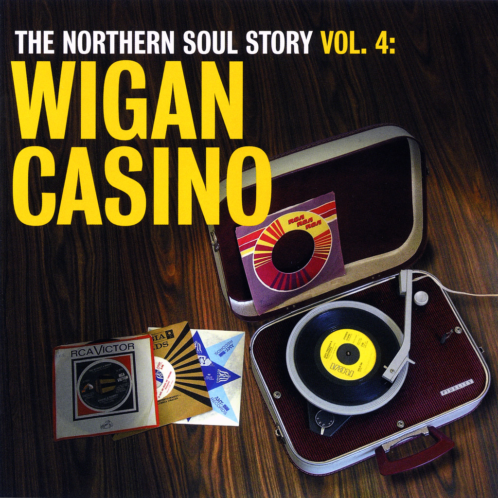 Wigan casino music