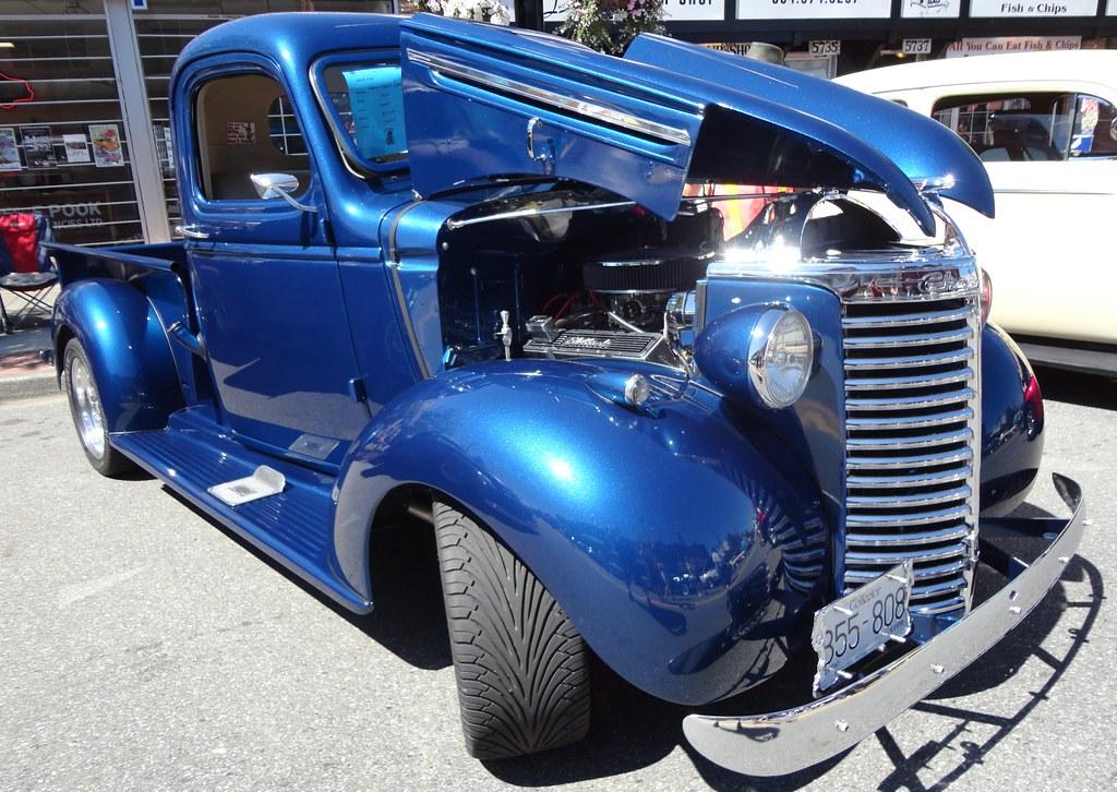 1940 Chevy Truck >> 1940 Chevrolet Pickup Truck / Street Rod | Custom_Cab | Flickr