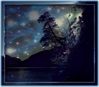 Starry, starry night of the hidden full moon...............tribute to Vincent | by calamityjan2008