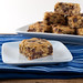 Chocolate Chip Cardamom Oat Blondies