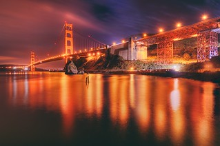 The Golden Gate Bridge on May 3, 2012 | by mudpig