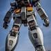 Gundam at Divercity Tokyo [HDR]