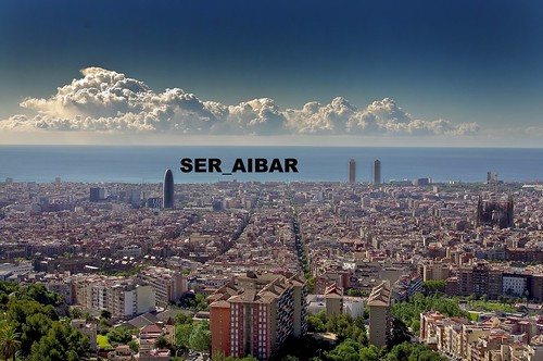 barcelona city hdr | by ser_aibar