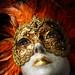 Venetian ladies in their games of seduction