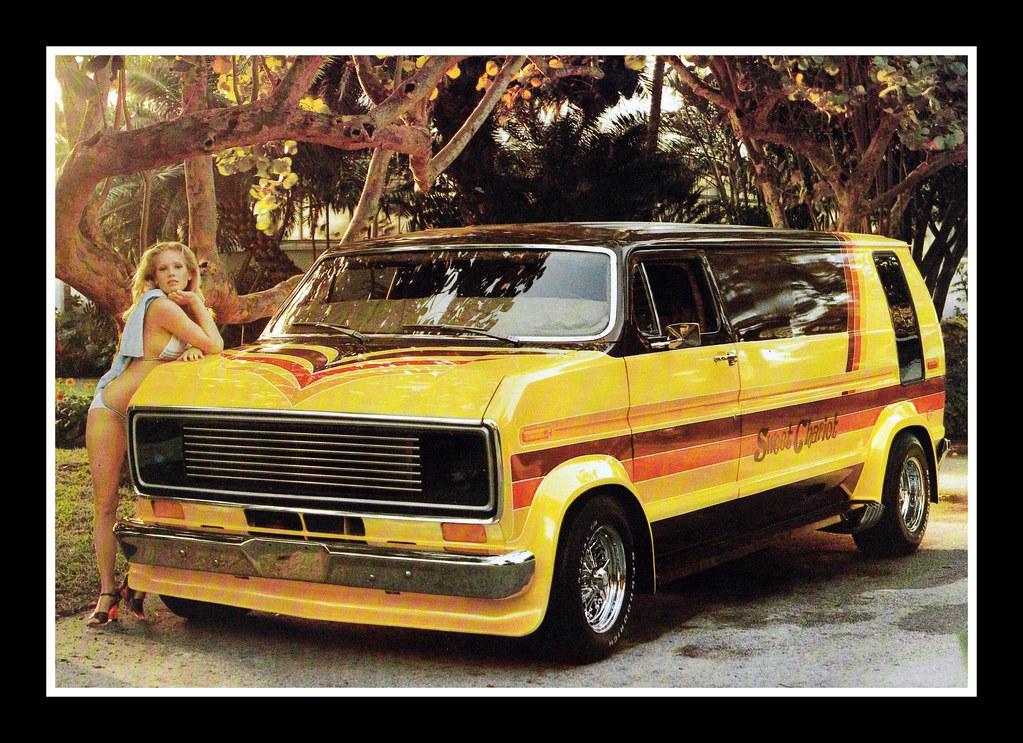 Quot Sweet Chariot Quot Custom Van 1979 1974 Ford Van Cosmo