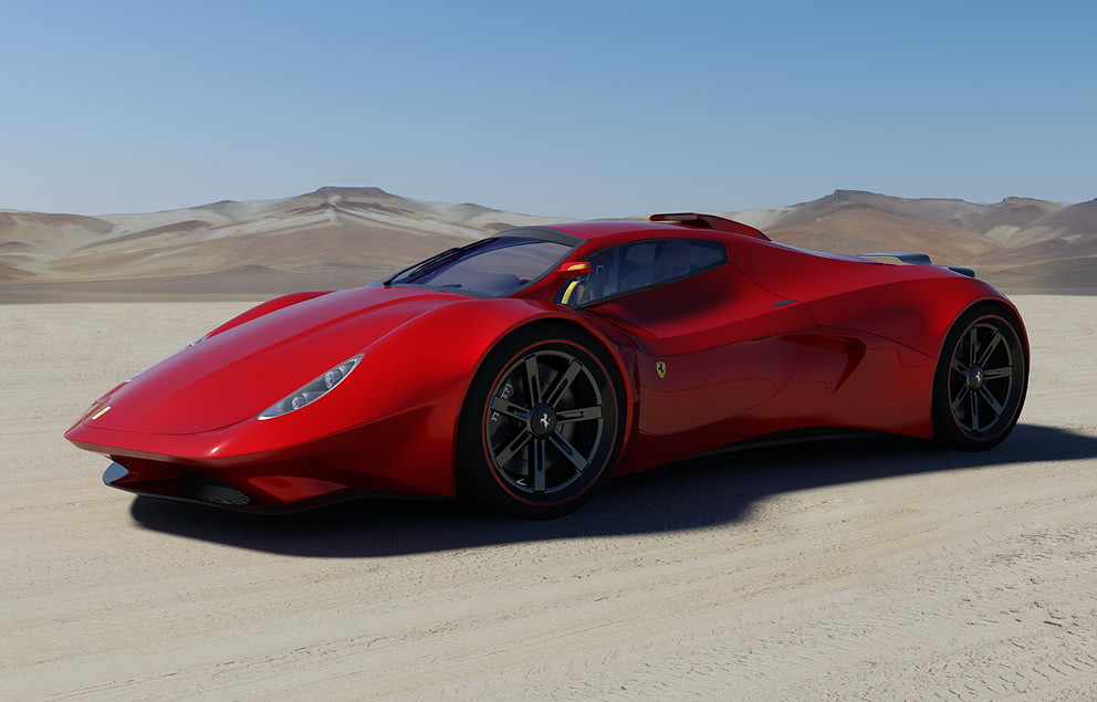 Ferrari F80 Concept Today I Want To Publish These Two
