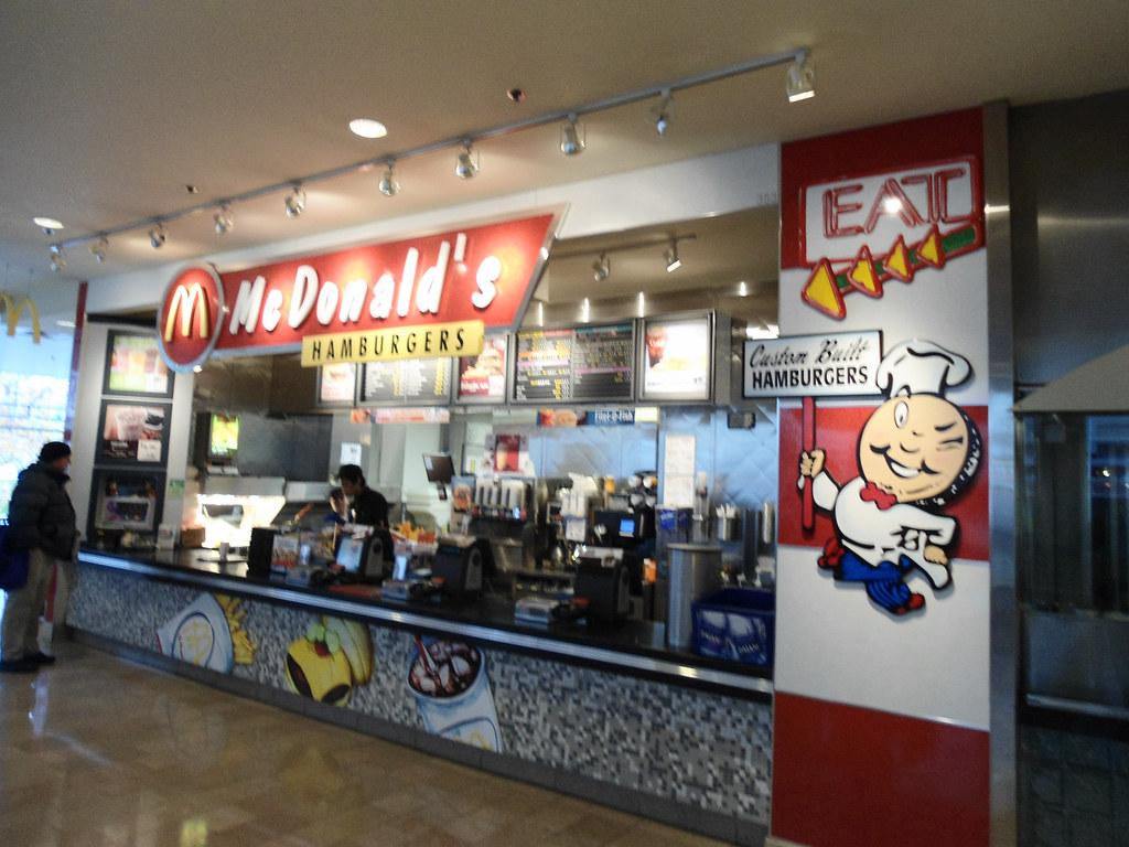 Seattle Center Food Court