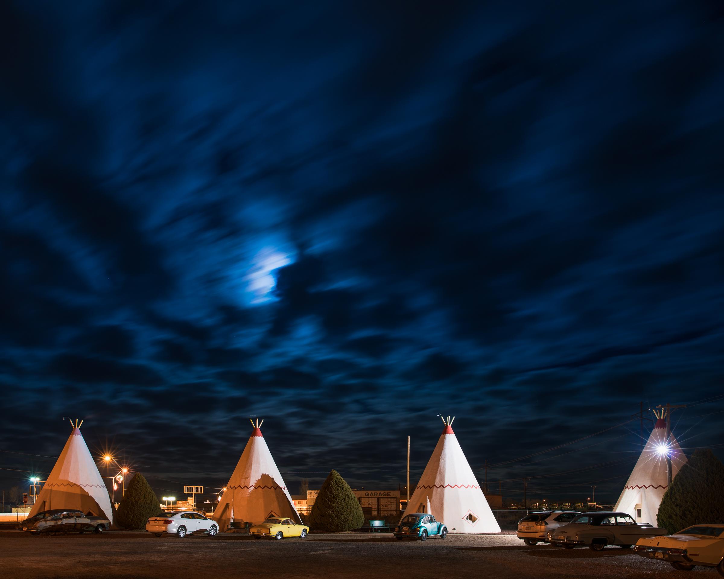 Wigwam Motel No. 6 – 811 West Hopi Drive, Holbrook, Arizona U.S.A. – December 29, 2015
