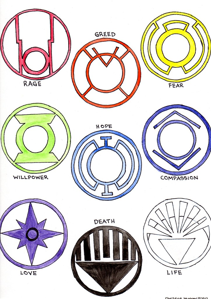 Compassion Power Ring