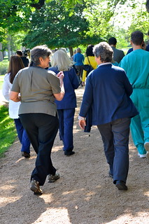 National Walking Day at Heart Hospital | by stdavidshealthcare