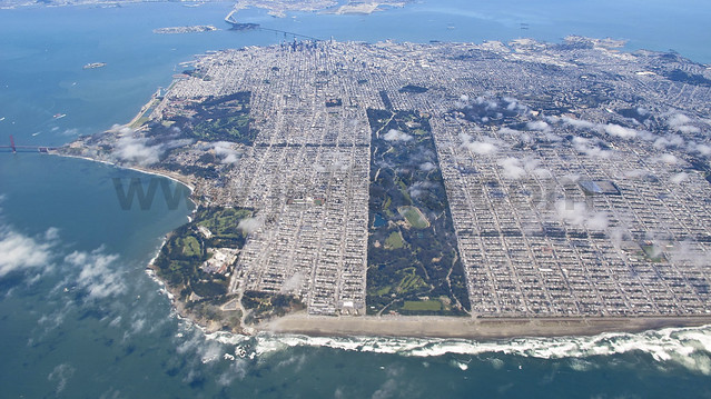 san francisco from the air flickr photo sharing. Black Bedroom Furniture Sets. Home Design Ideas