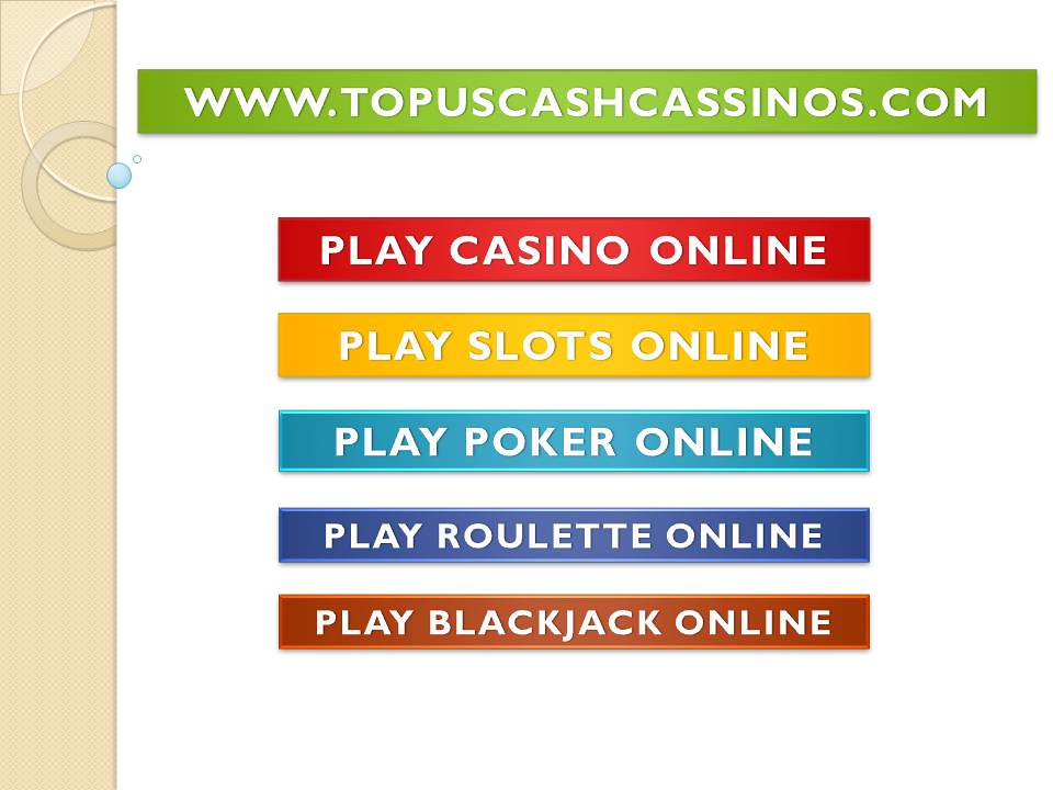Glossary of Casino Terms - C OnlineCasino Deutschland