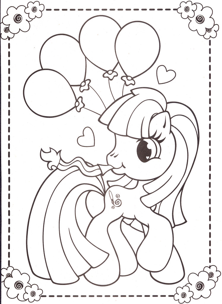 my-little-pony-coloring-pages-45 | Coloringpagesforkids ...