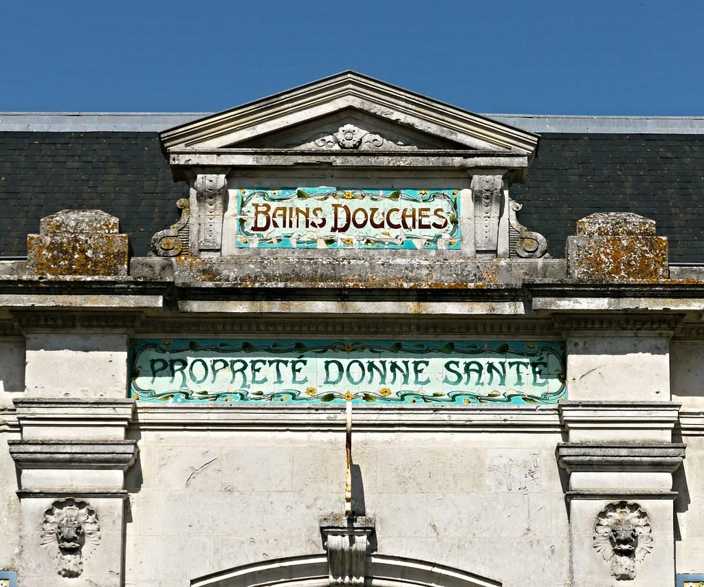 Rochefort charente maritime les bains douches propret for Les bains douches