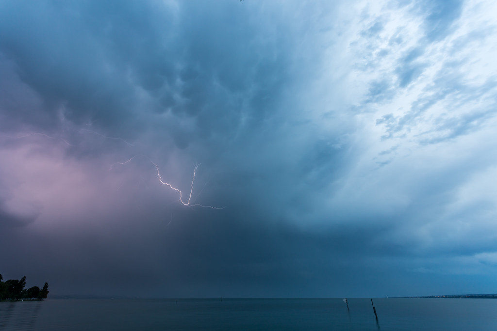 Lightning II - Konstanz | Actually I didn´t want to post ...