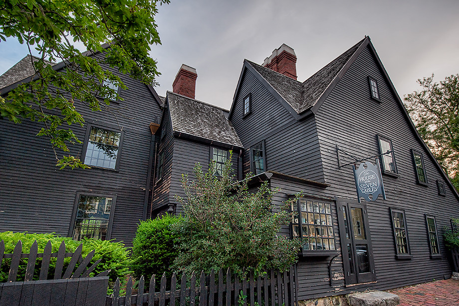 House Of The Seven Gables Salem Ma Www