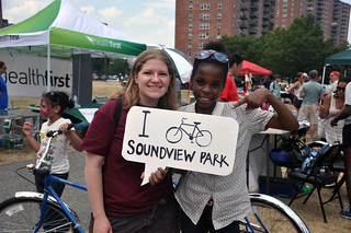 Boogie Down Rides at the Soundview Park Festival | by Boogie Down Rides