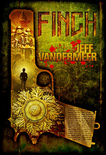 Finch by Jeff Vandermeer | by vanderfrog